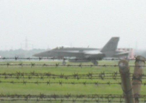 F/A-18C艦上戦闘攻撃機